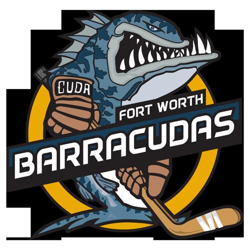 fort worth barracudas logo